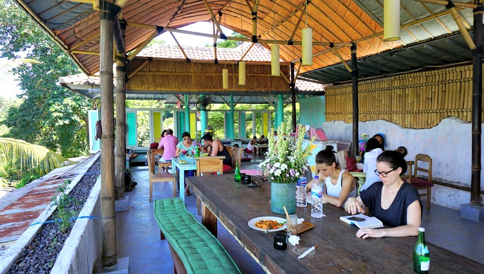 Clear cafe Campuhan Bali