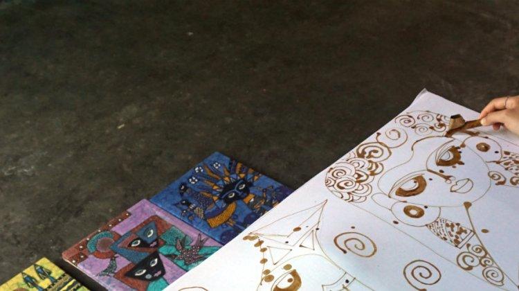 Batik Workshop, Jogja Batik Workshop, Jogja Batik