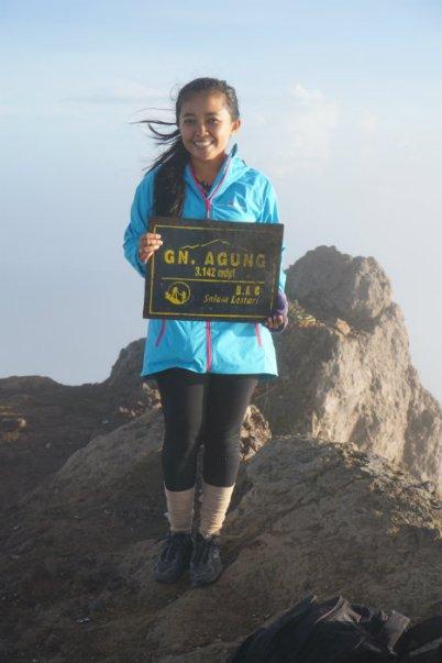 Trekking Mt. Agung