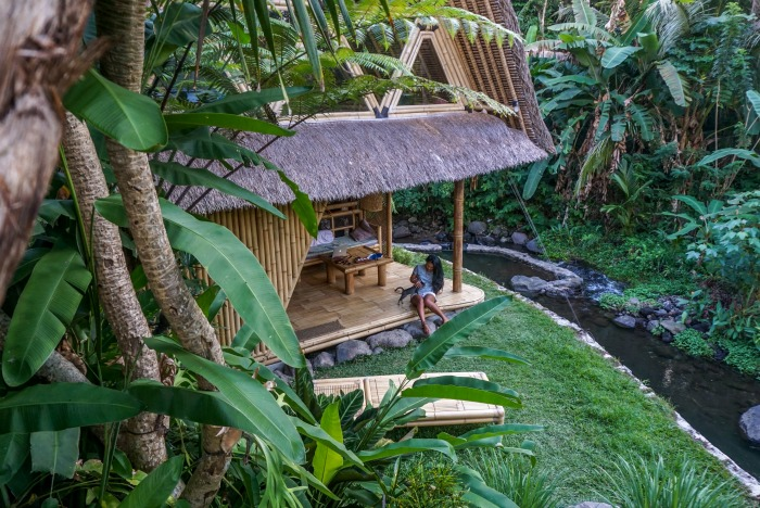 A perfect place to hideout in Bali