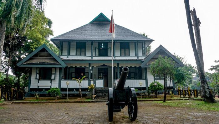 Somba Opu museum