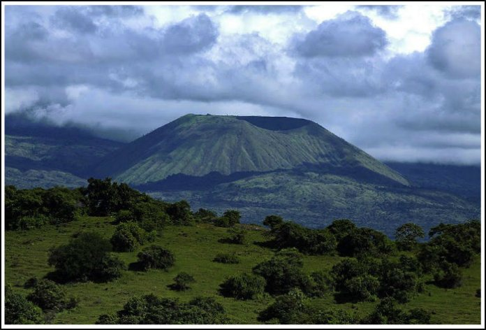 Mount Tambora Sumbawa Discover Your Indonesia