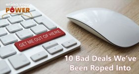 10 bad deals to avoid