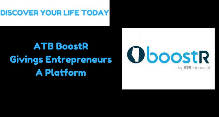Did You Know ATB BoostR Givings Entrepreneurs A Platform