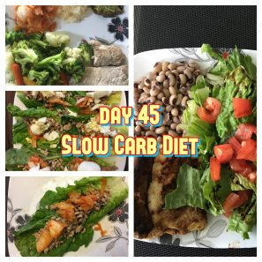 Slow Carb Diet 4 hour body
