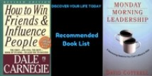 Recommended Book List By Discover Your Life Today