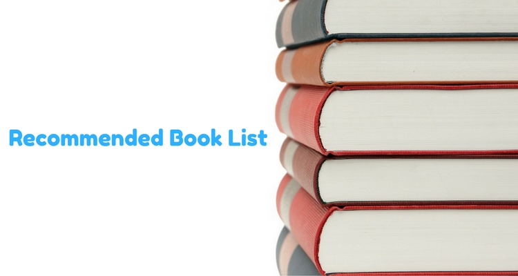 Recommended Book List