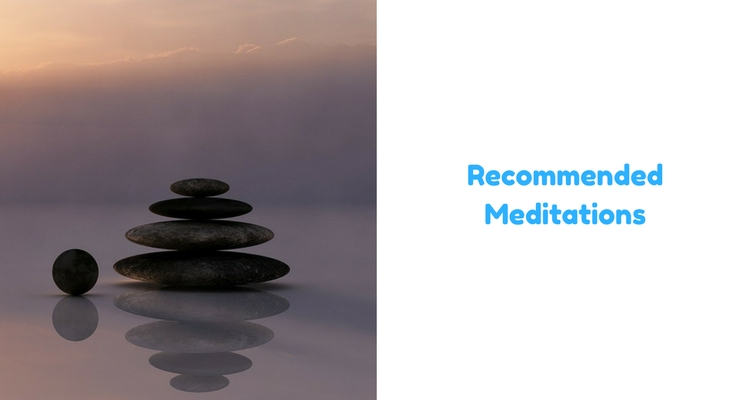 Recommended Meditations