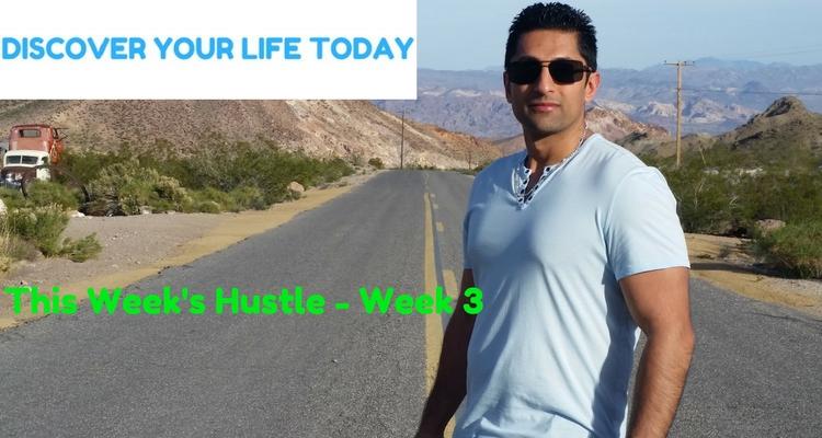 This Week's Hustle - Week 3