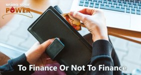 finance using your power