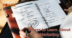 Where to learn about marketing