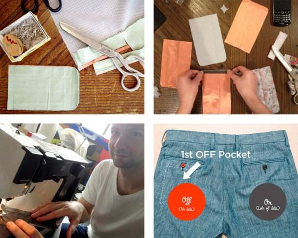 Off Pocket.