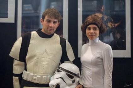 Luke et sa soeur