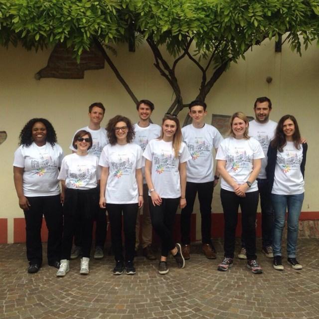 Blogueurs Instagrameurs Mantova 2016