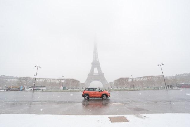 La Tour Eiffel C3 Aircross @Celicelo