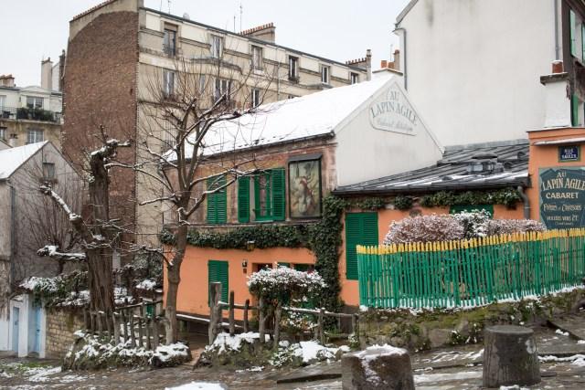 Montmartre Paris @Celicelo