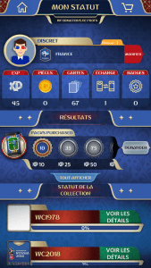 Application Fifa World Cup Trading App