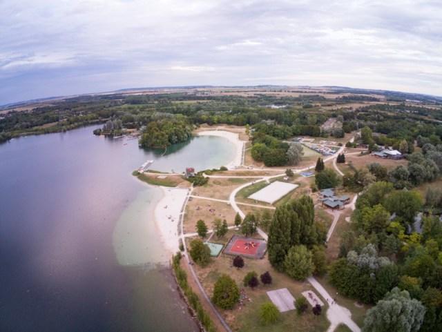 base Régionale de plein air et loisirs de Jablines-Annet