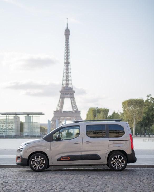 Nouveau Berlingo XTR à Paris
