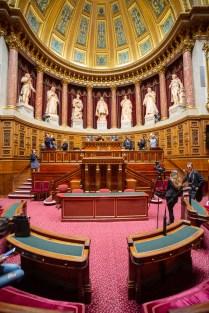 L'hémicycle