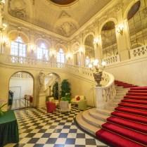 l'escalier Boffrand Petit Luxembourg