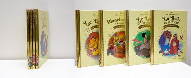 Petits livres d'Or Disney Hachette