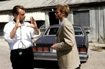 Directing Guy Pierce in Memento