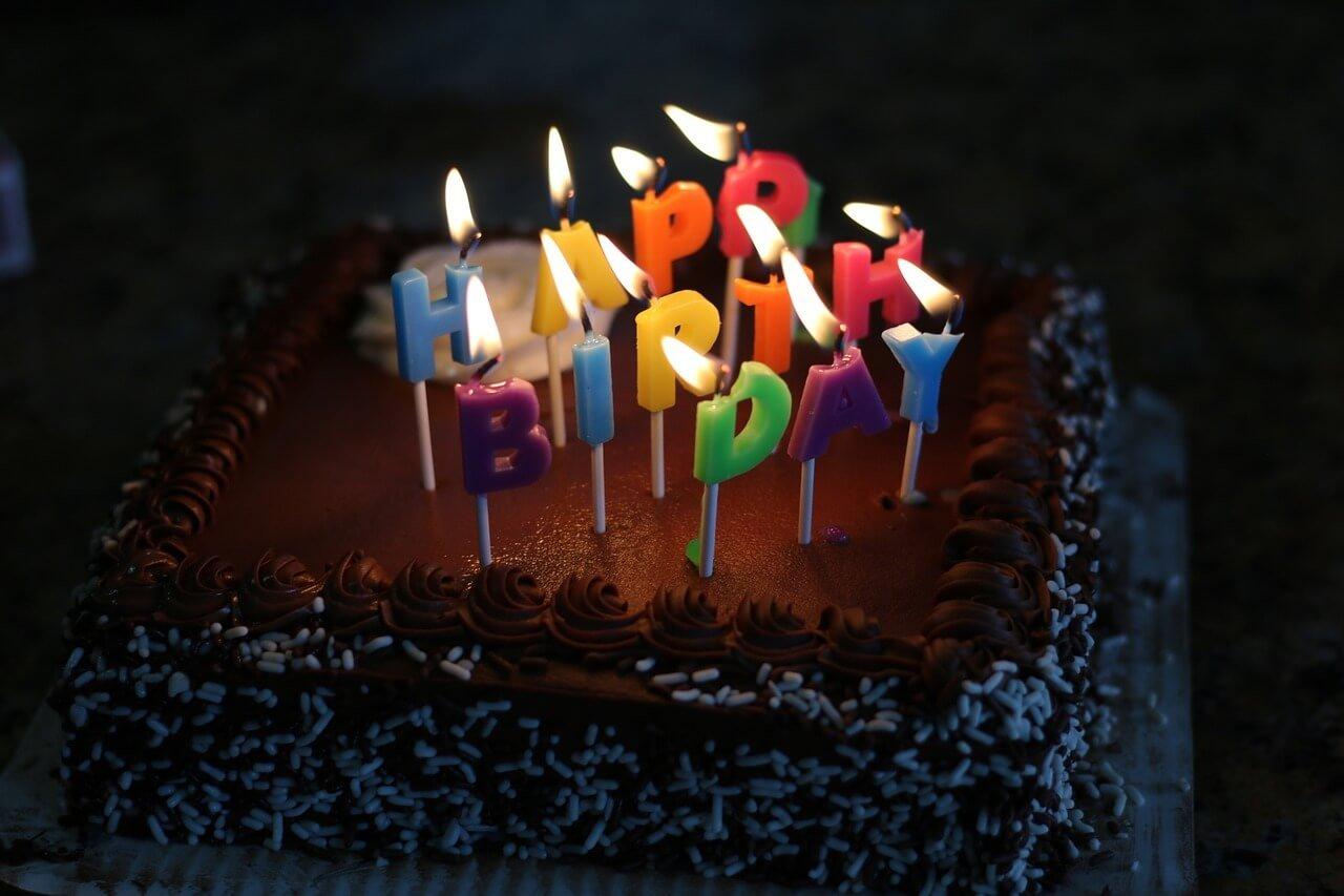 Citas y frases célebres de cumpleaños – Cumplir años