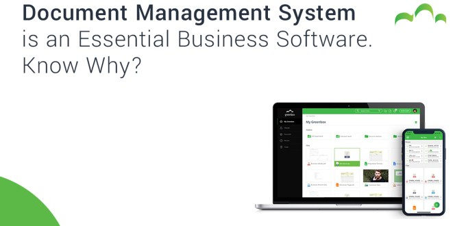 docmument management system