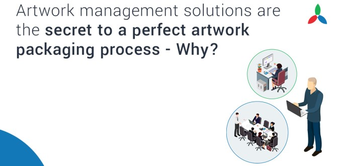 Artwork management solutions is secret to a perfect artwork process-Why?