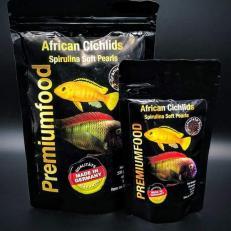 Меню - African Cichlids – Spirulina Soft Pearls