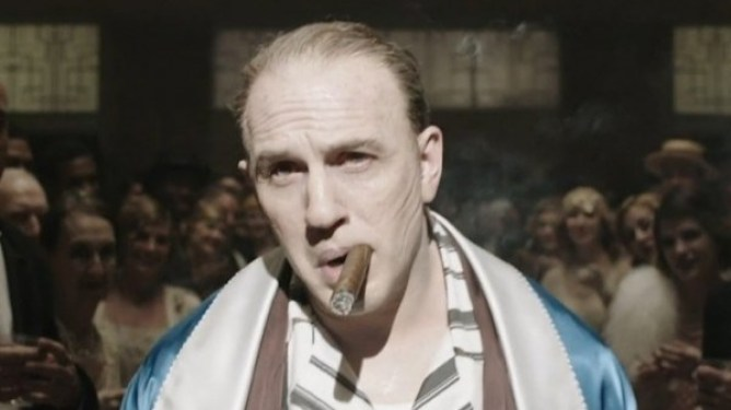 Tom Hardy in 'Capone' dir. by Josh Trank