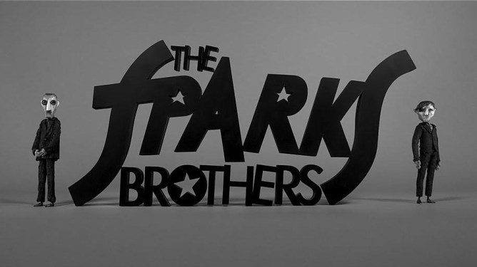 Animated title card for Edgar Wright's documentary debut The Sparks Brothers - an official 2021 Sundance selection.