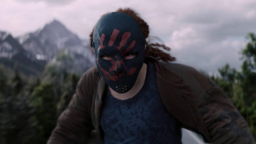 Erin Kellyman in Episode 2 of The Falcon and the Winter Soldier.