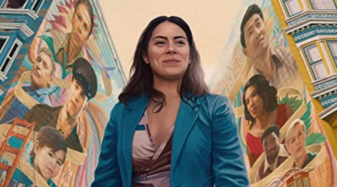 Lorenza Izzo featured on the main poster for the SXSW 2021 film Women Is Losers.