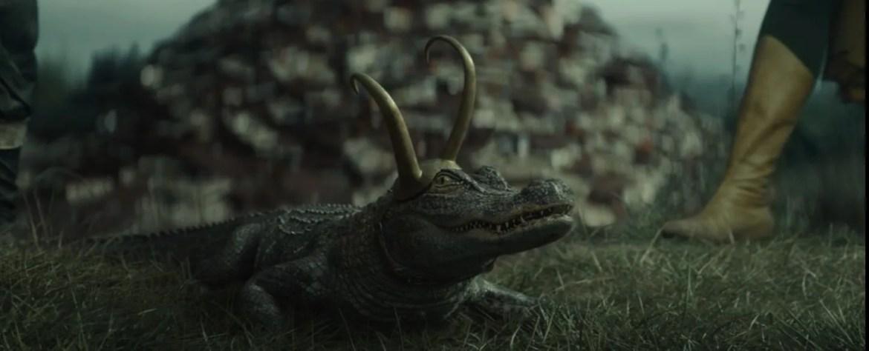 Crocodile Loki