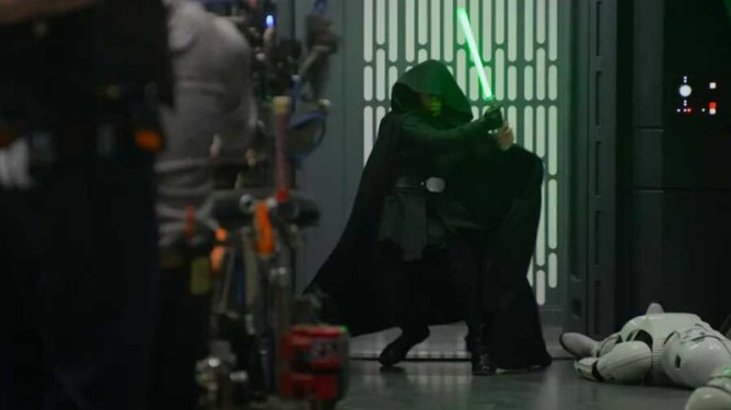 The behind the scenes special of bringing young Luke Skywalker to life in the season 2 finale of THE MANDALORIAN, coming to Disney+ in August.