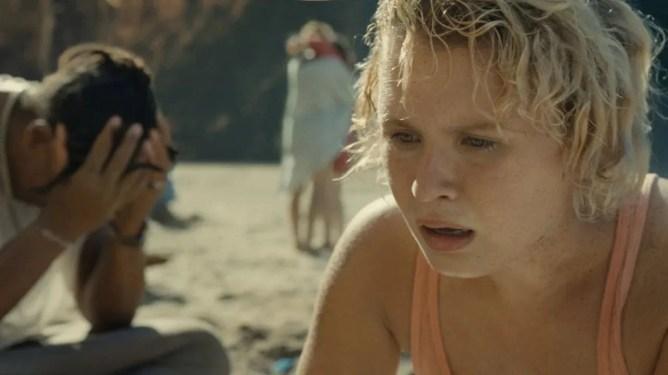 Eliza Scanlen in Old who will star alongside Dylan O'Brien in Vanishings
