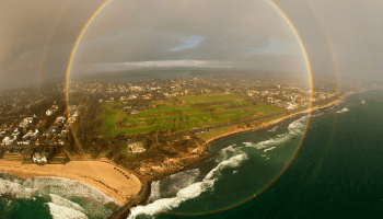 The other side of the rainbow