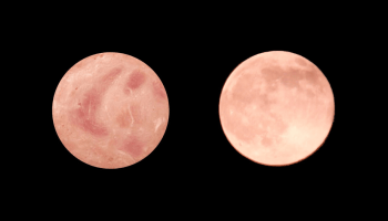 Friday's 'Strawberry Moon' is the sixth Full Moon of the year