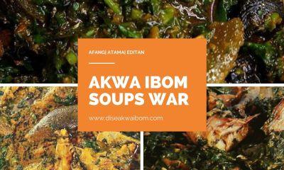 Akwa Ibom Soups War Atama Vs Afang