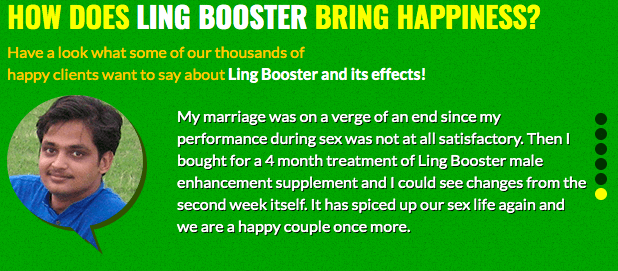 ling booster