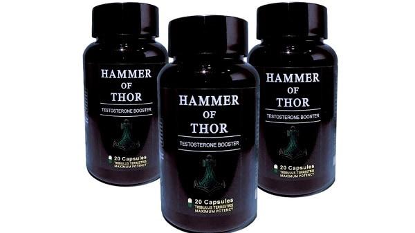 hammer of thor capsule