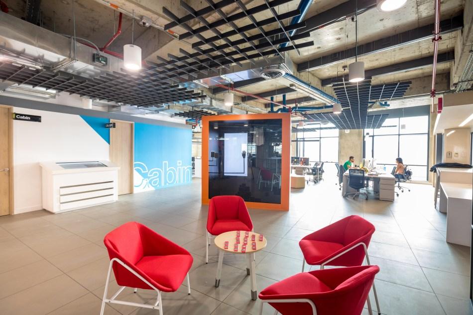 Diseño corporativo de oficinas