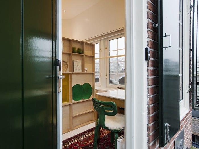 hoteles en Amsterdan