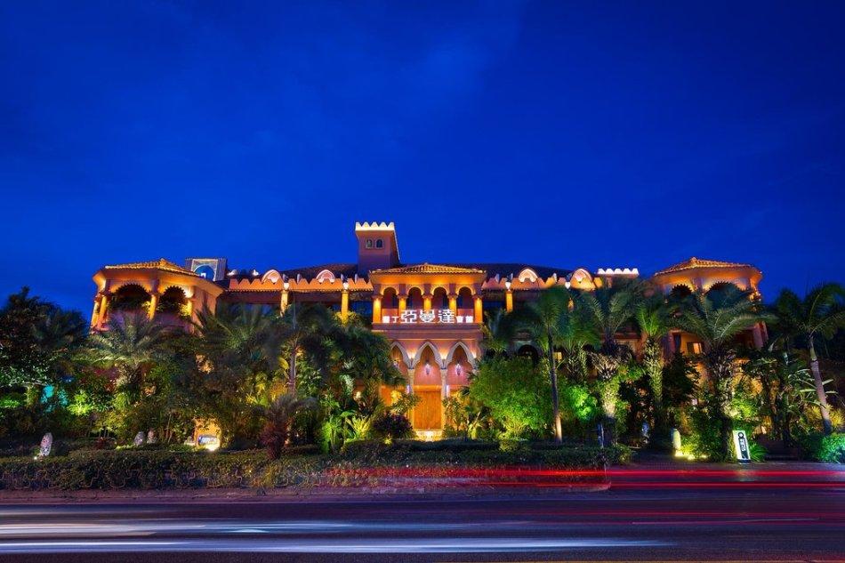 Mejores hoteles en el mundo