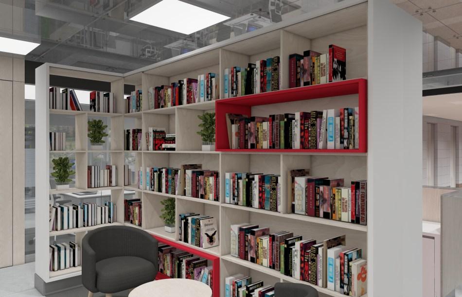 diseño interior de oficinas