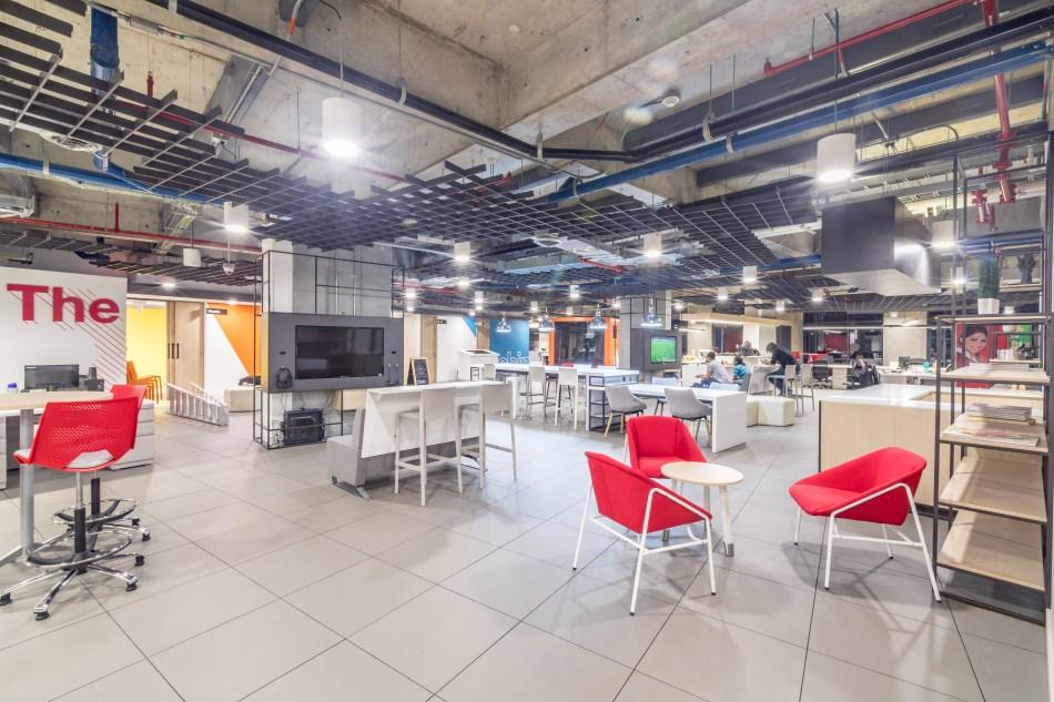 diseño interior en oficinas