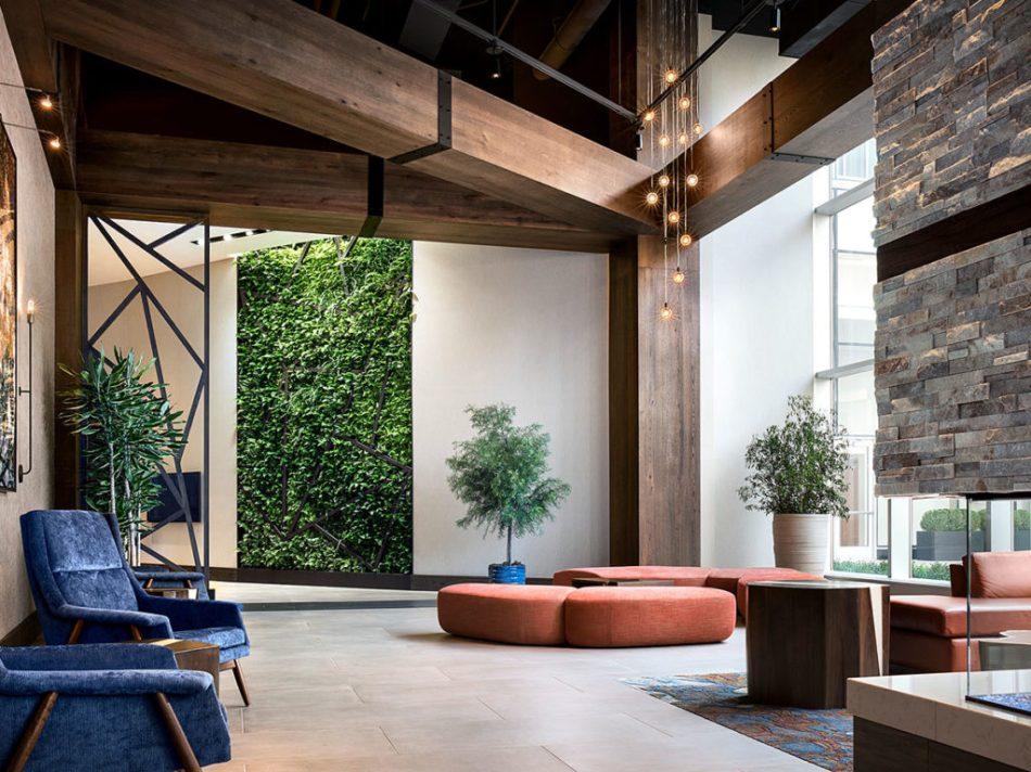 Diseño interior en hoteles