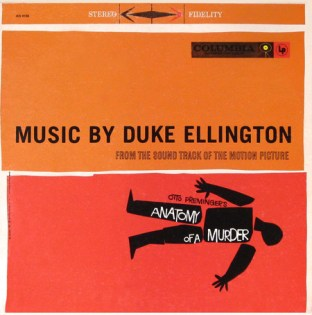 DUKE ELLINGTON - ANATOMY OF A MURDER ST